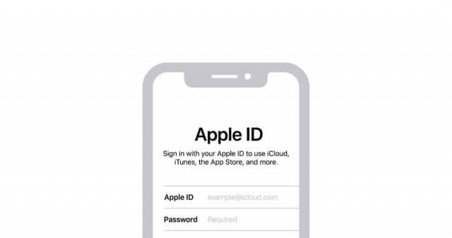 روش پاک کردن اپل آیدی از سرور اپل