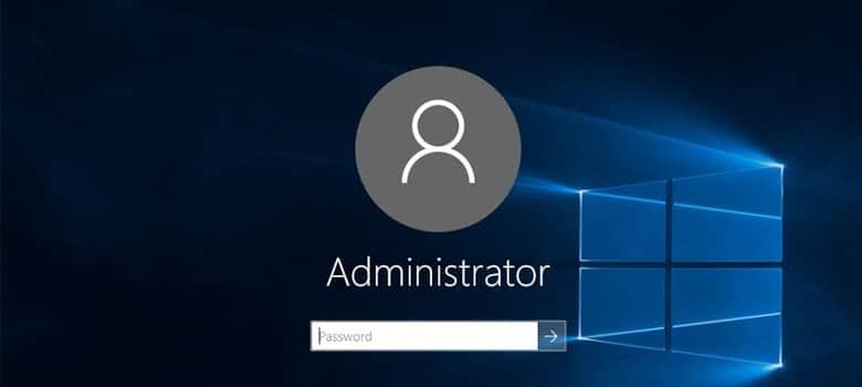 چگونگی فعال کردن Administrator در ویندوز