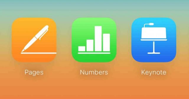 آموزش تبدیل فایل Numbers، Pages و Keynote به فایلهای آفیس