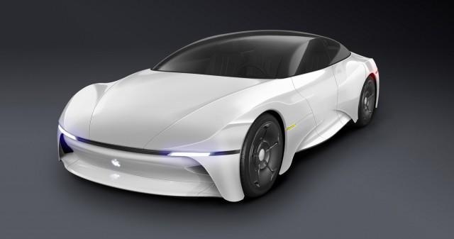 باتری ماشین الکتریکی اپل در آمریکا تولید میشود