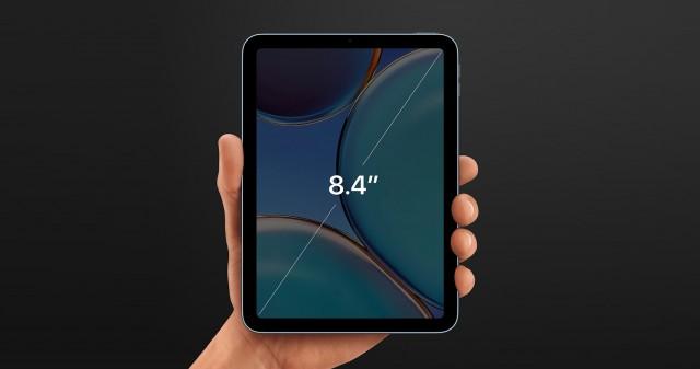 آیپد مینی ۶ با طراحی جدید مشابه با آیپد پرو ۱۱ اینچ آماده عرضه خواهد شد