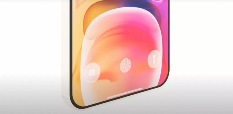 عدم وجود تاچ آی دی در صفحه نمایش آیفون ۱۳