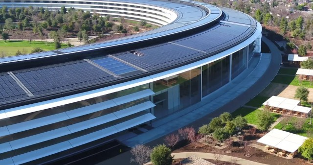 اپل برای اشتغالزایی کمپی جدید به ارزش یک میلیارد دلار میسازد