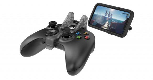 یک دسته بازی آیفون با فناوری مگ سیف آماده تولید شد