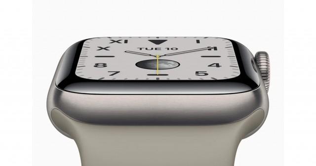 اپل واچ سری ۶ تیتانیومی در بازار جهانی نایاب شد