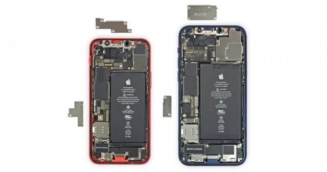 باتری آیفون ۱۳ بزرگتر و همراه با ظرفیت بیشتر طراحی خواهد شد