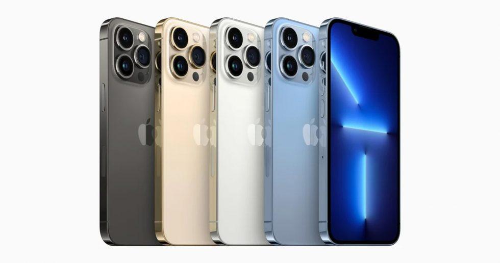 آیفون ۱۳ پرو و آیفون ۱۳ پرو مکس از طرف اپل رونمایی شدند